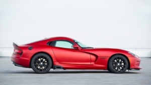 Dodge Viper Widescreen