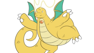 Dragonite Widescreen