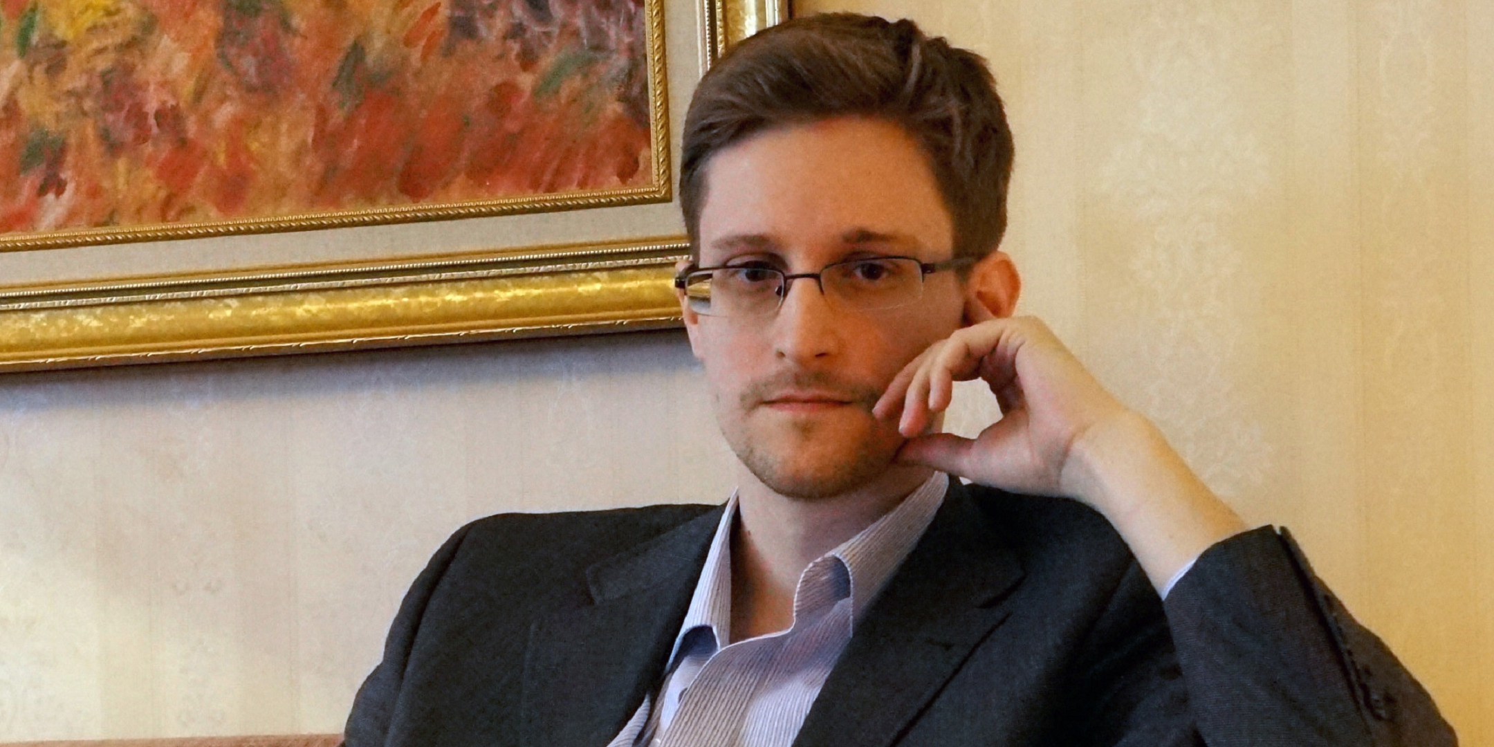 Edward Snowden Desktop
