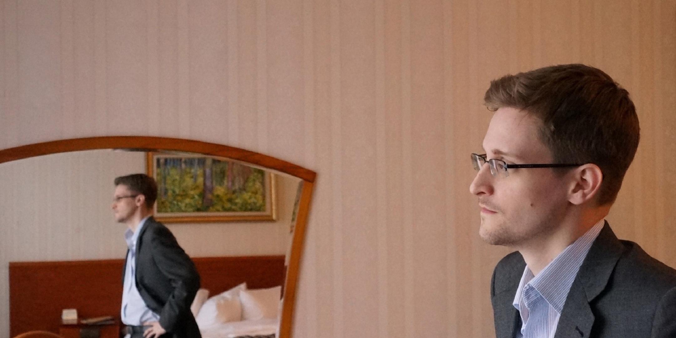 Edward Snowden Hd Background