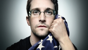 Edward Snowden Wallpaper