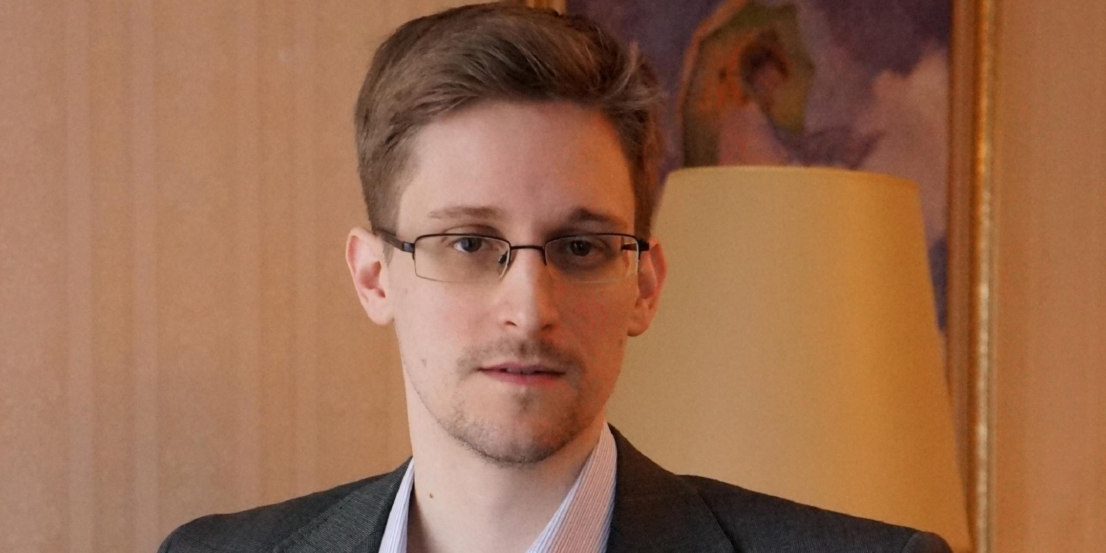 Edward Snowden For Desktop