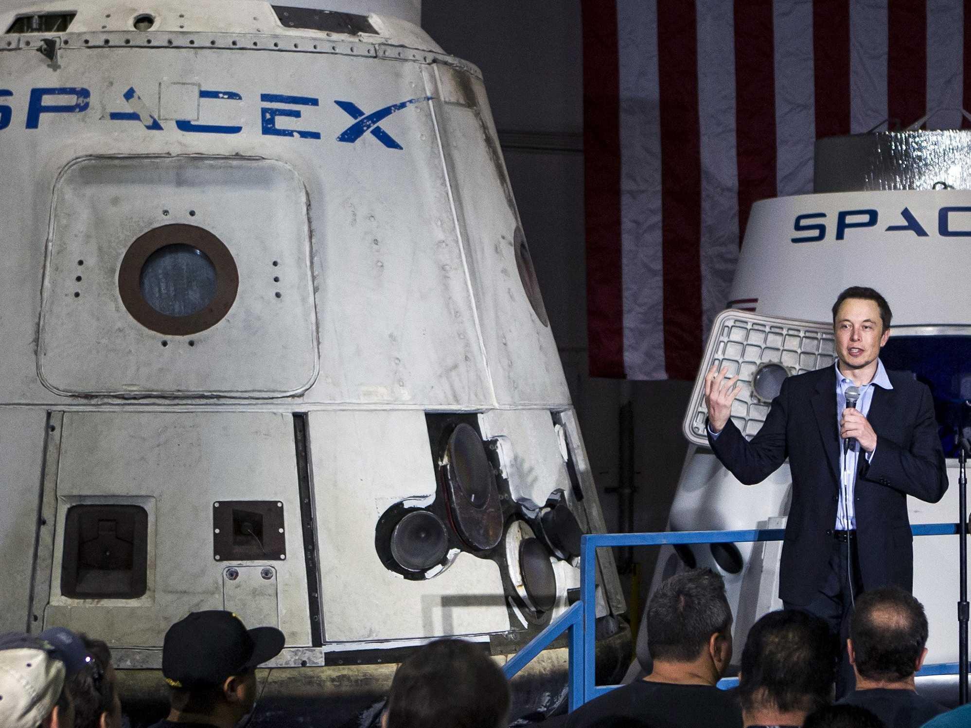 Elon Musk Hd Wallpaper