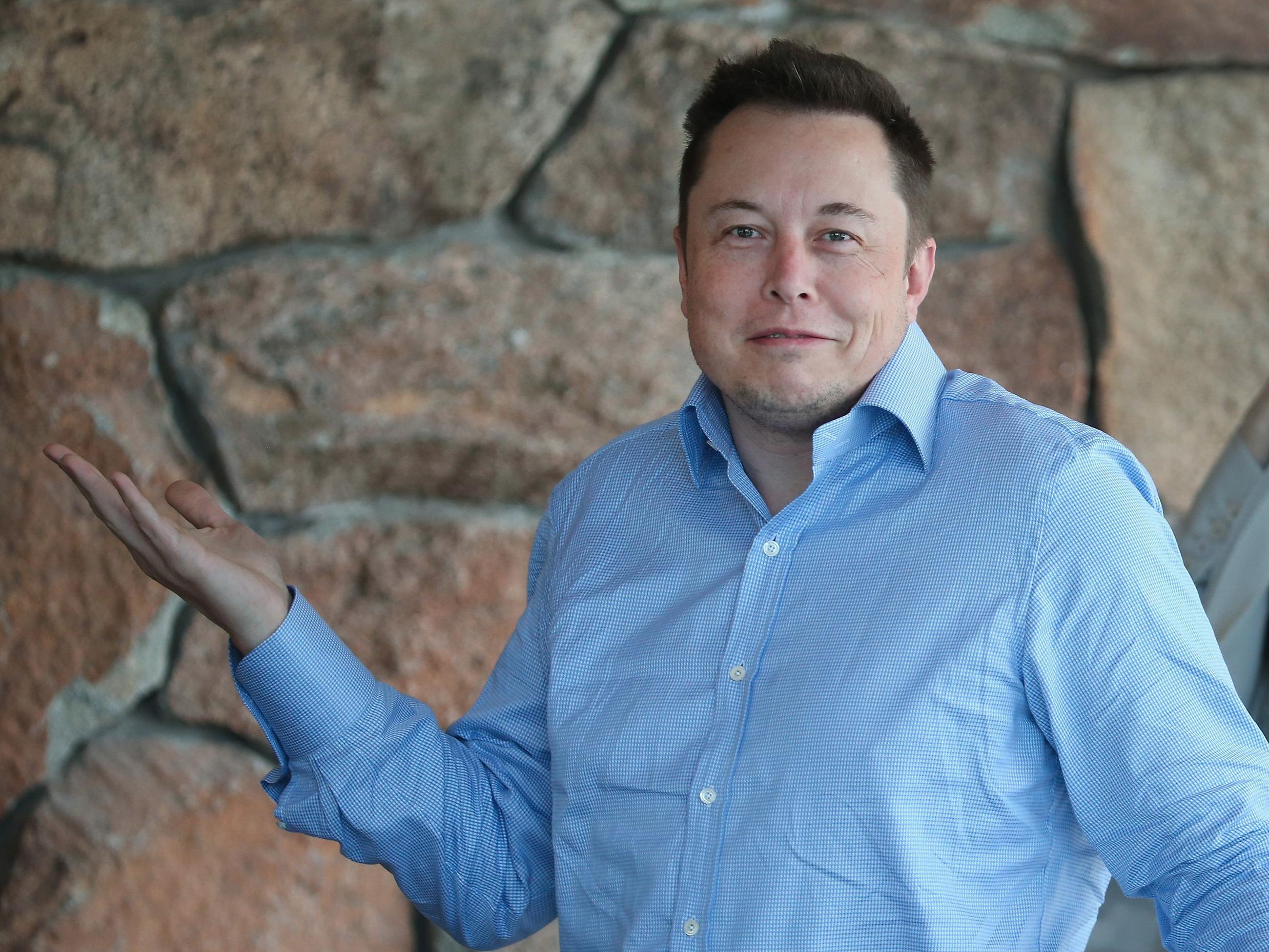 Elon Musk High Quality Wallpapers