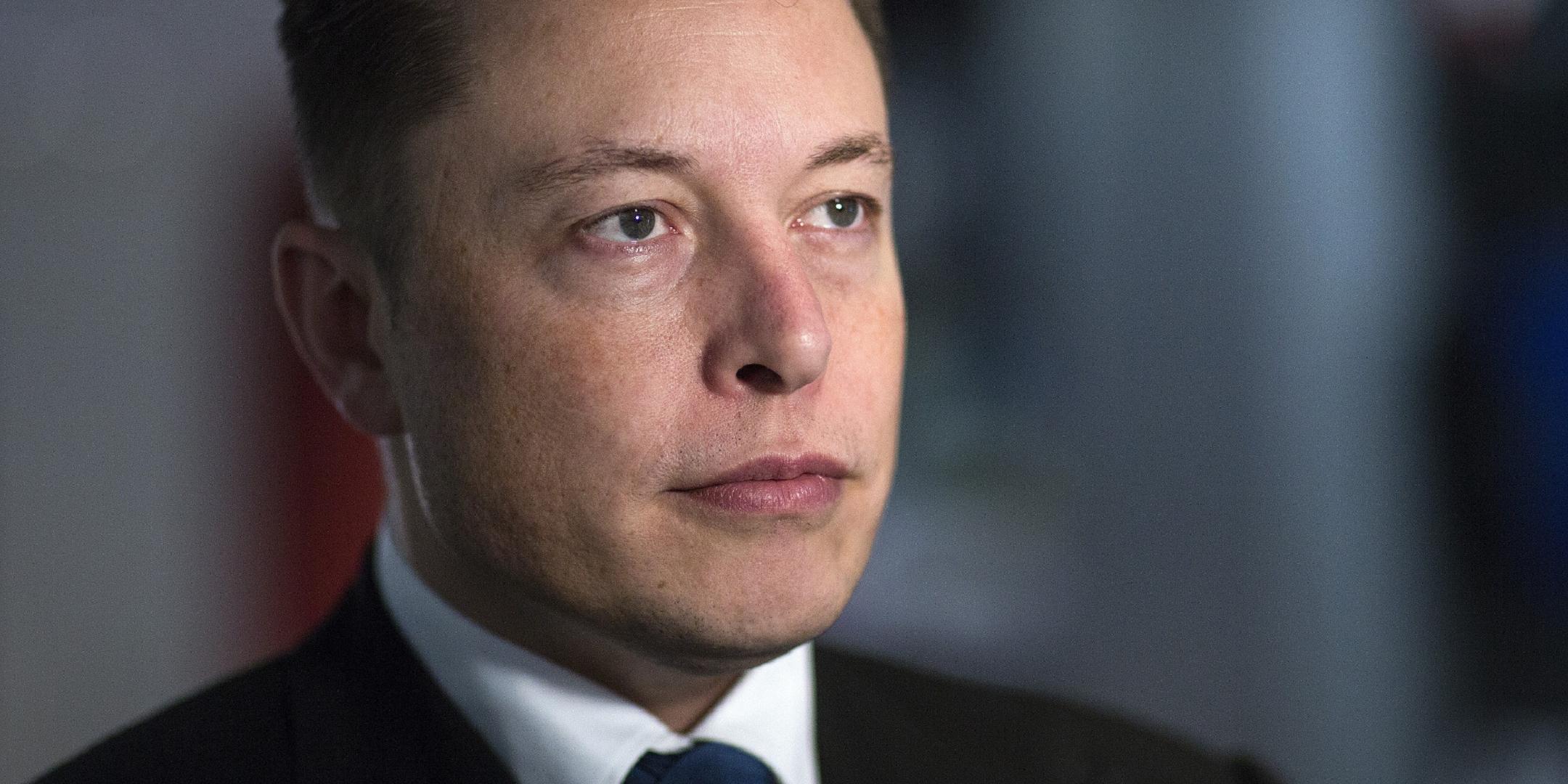 Elon Musk Full Hd