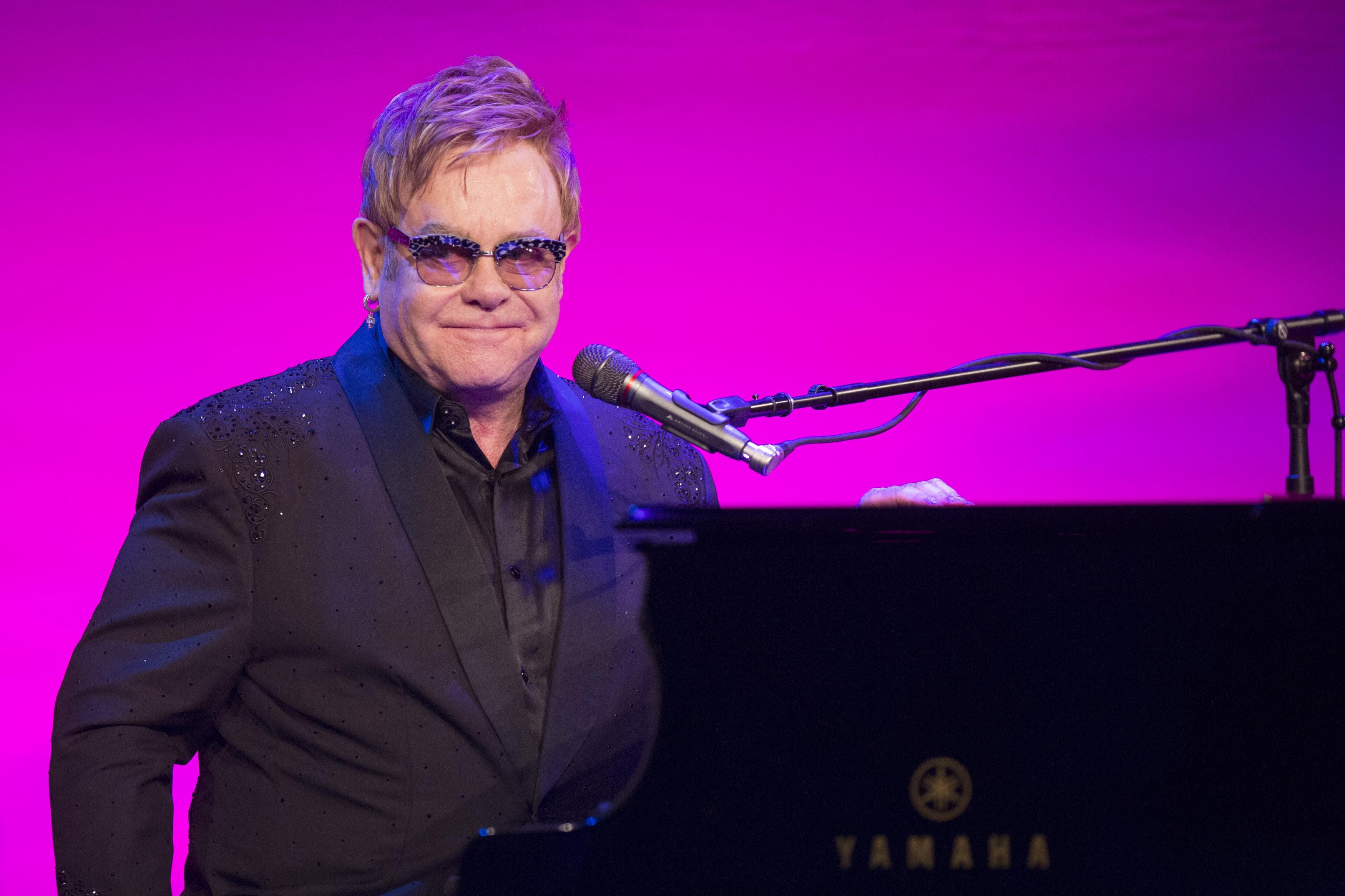 Elton John Computer Backgrounds