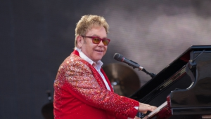 Elton John Hd Wallpaper