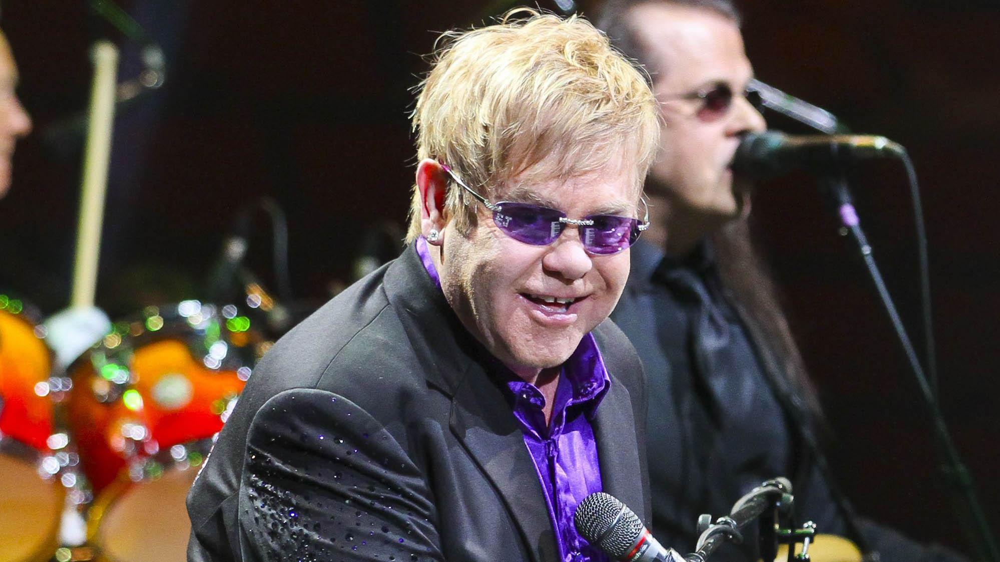 Elton John Wallpapers Hq