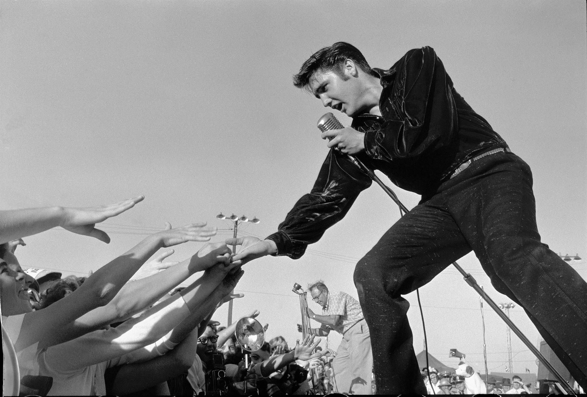 Elvis Presley For Desktop