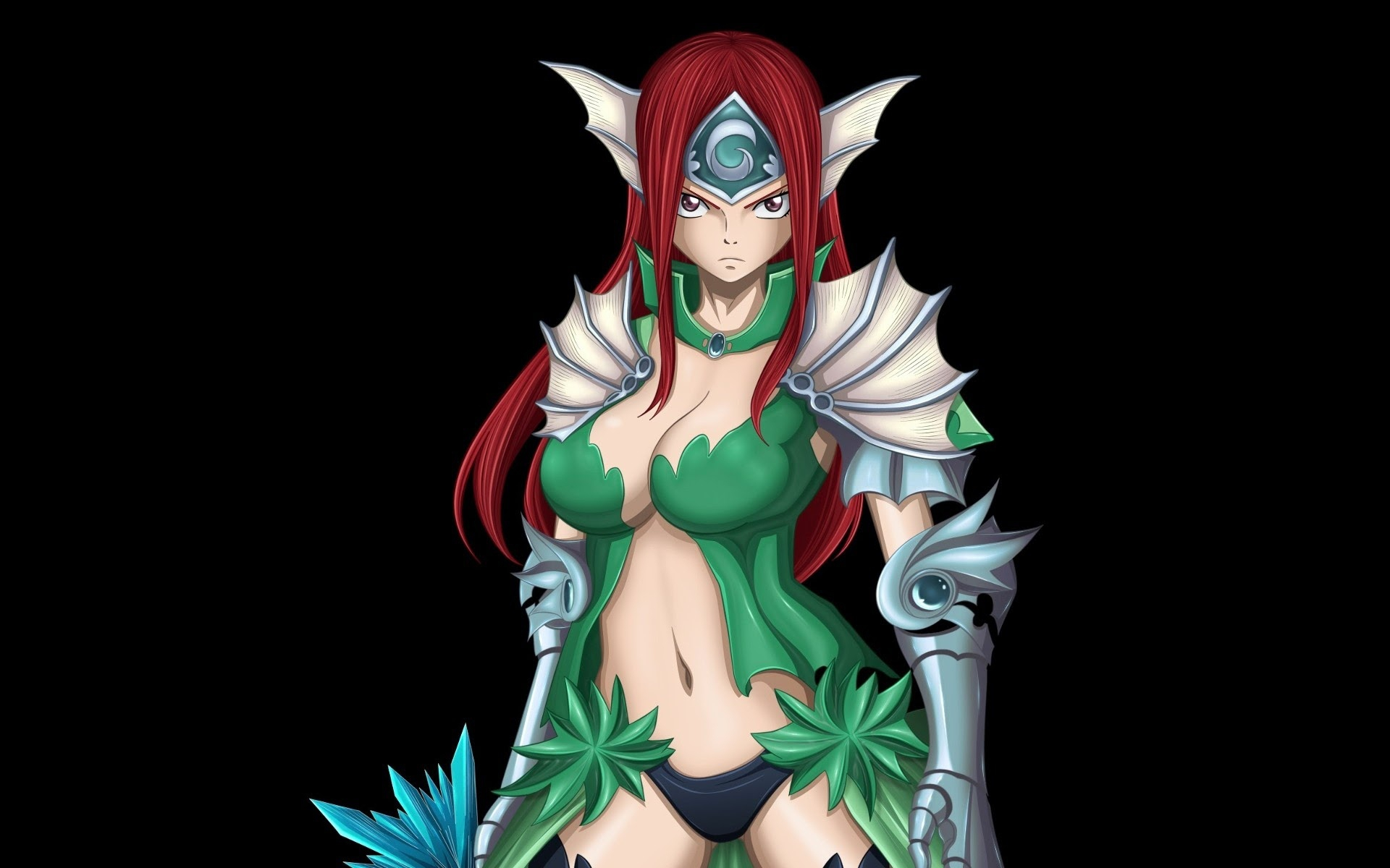 Erza Scarlet High Definition Wallpapers