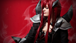 Erza Scarlet Wallpapers Hq