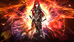 Erza Scarlet Full Hd