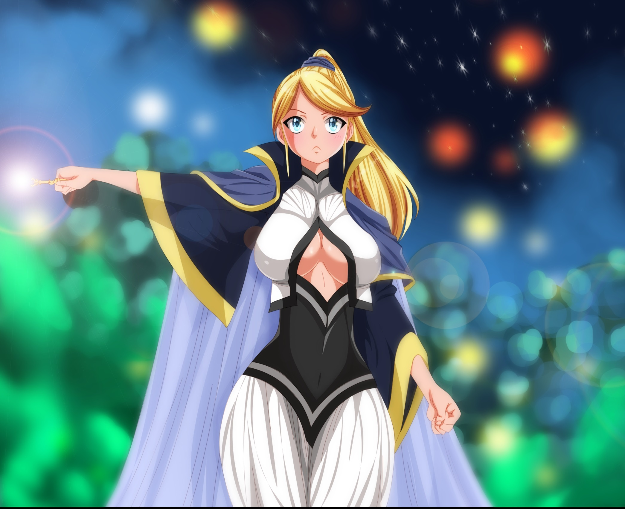 Fairy Tail Widescreen