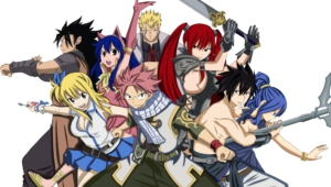 Fairy Tail For Desktop