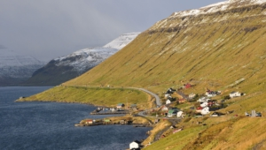 Faroe Islands Background