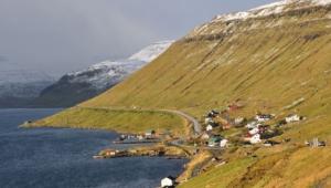 Faroe Islands Background