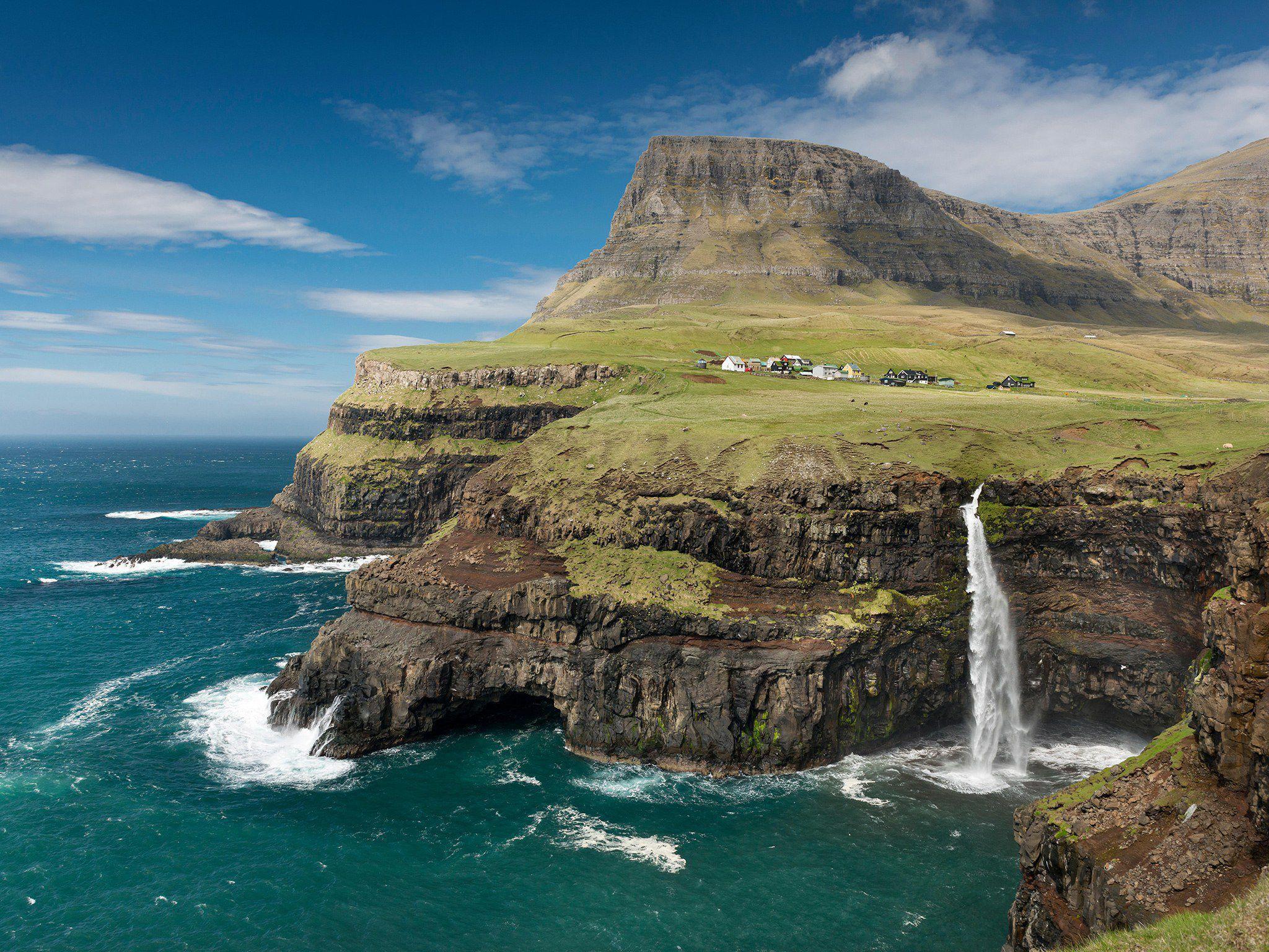 Faroe Islands Widescreen