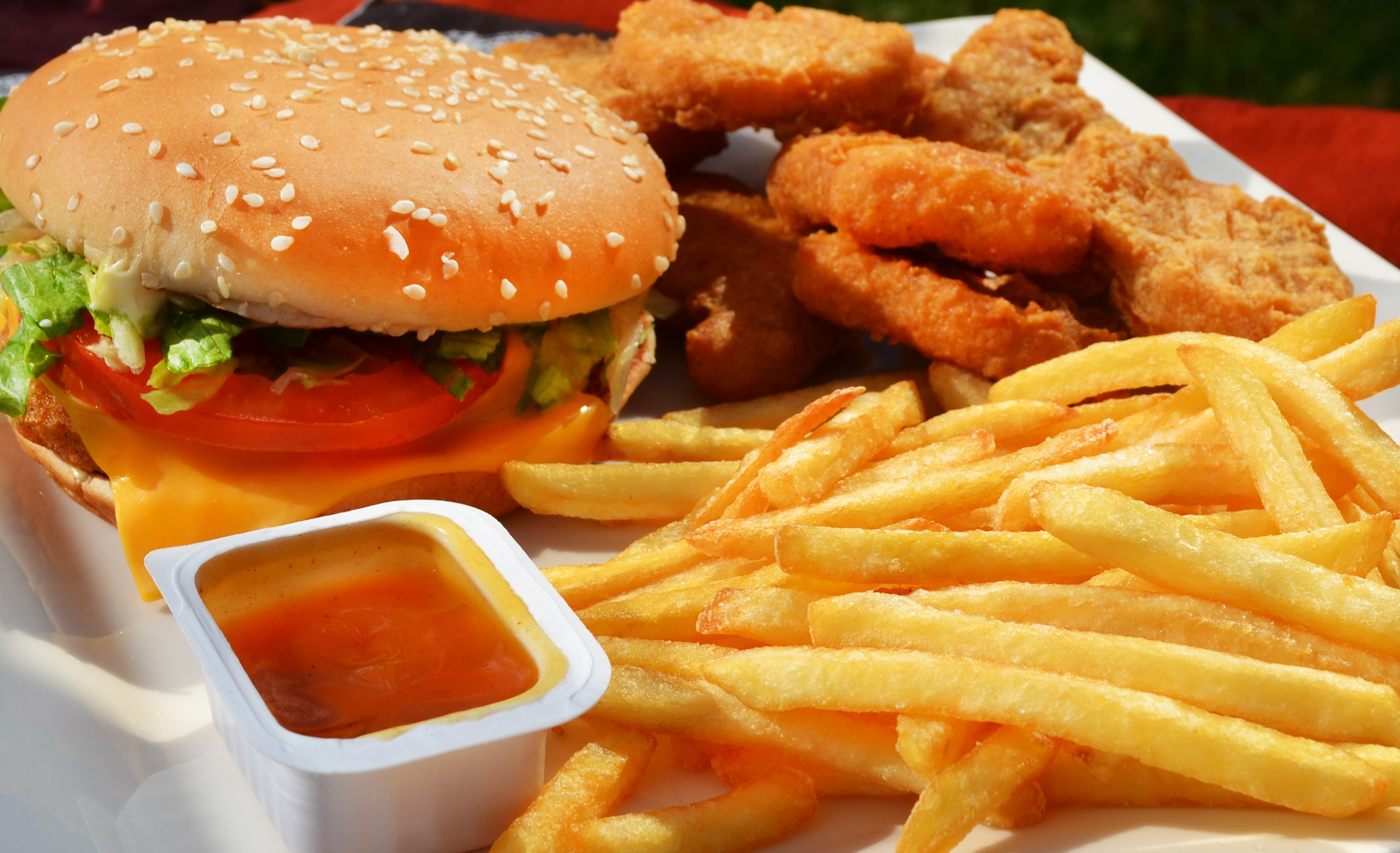 Fast Food Wallpaper For Laptop