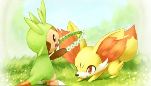Fennekin High Quality Wallpapers