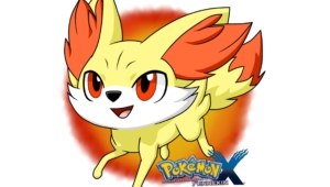 Fennekin Widescreen