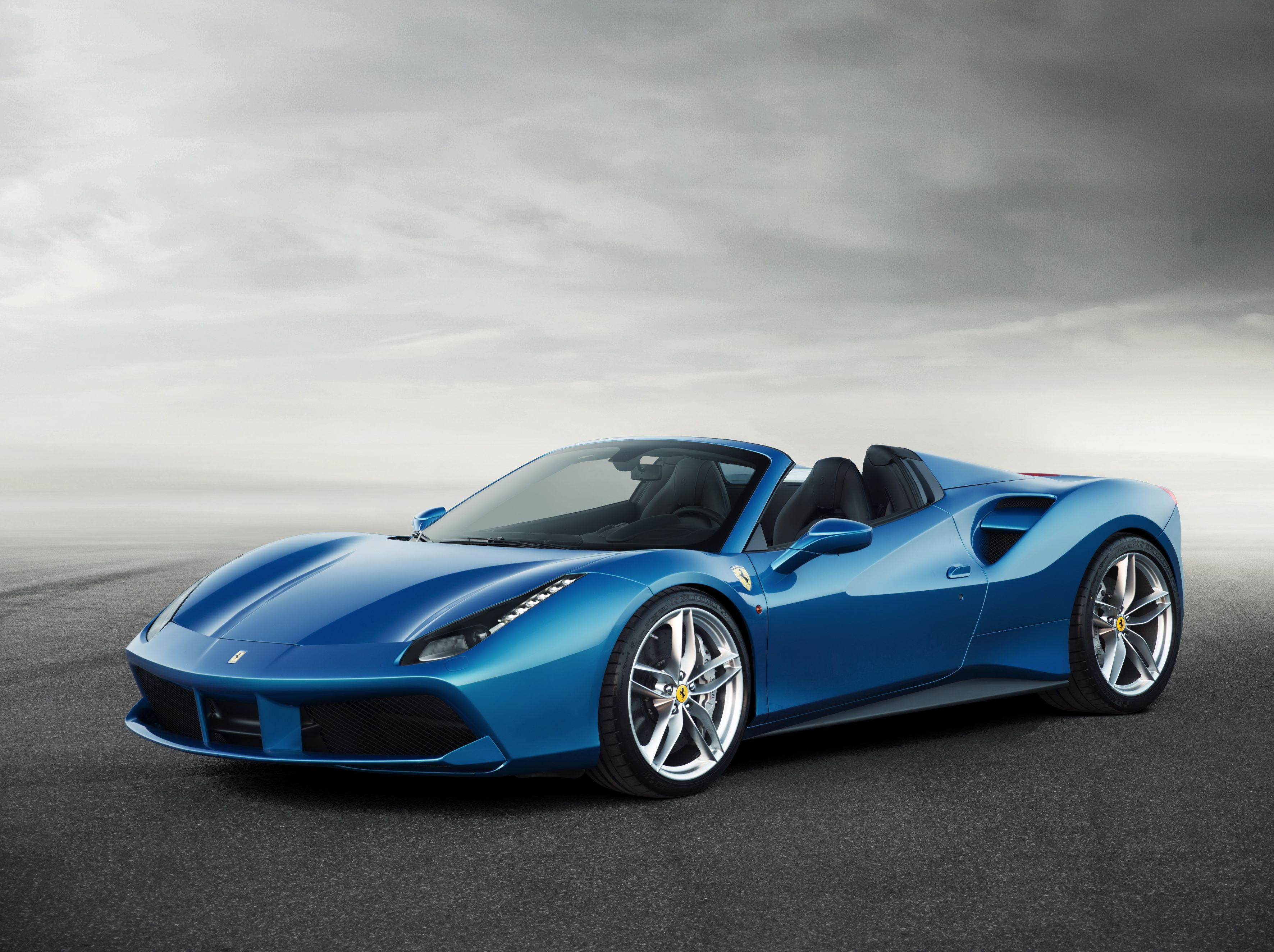 Ferrari 488 Spider Wallpapers Hd