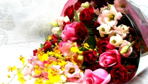 Flower Bouquet Desktop