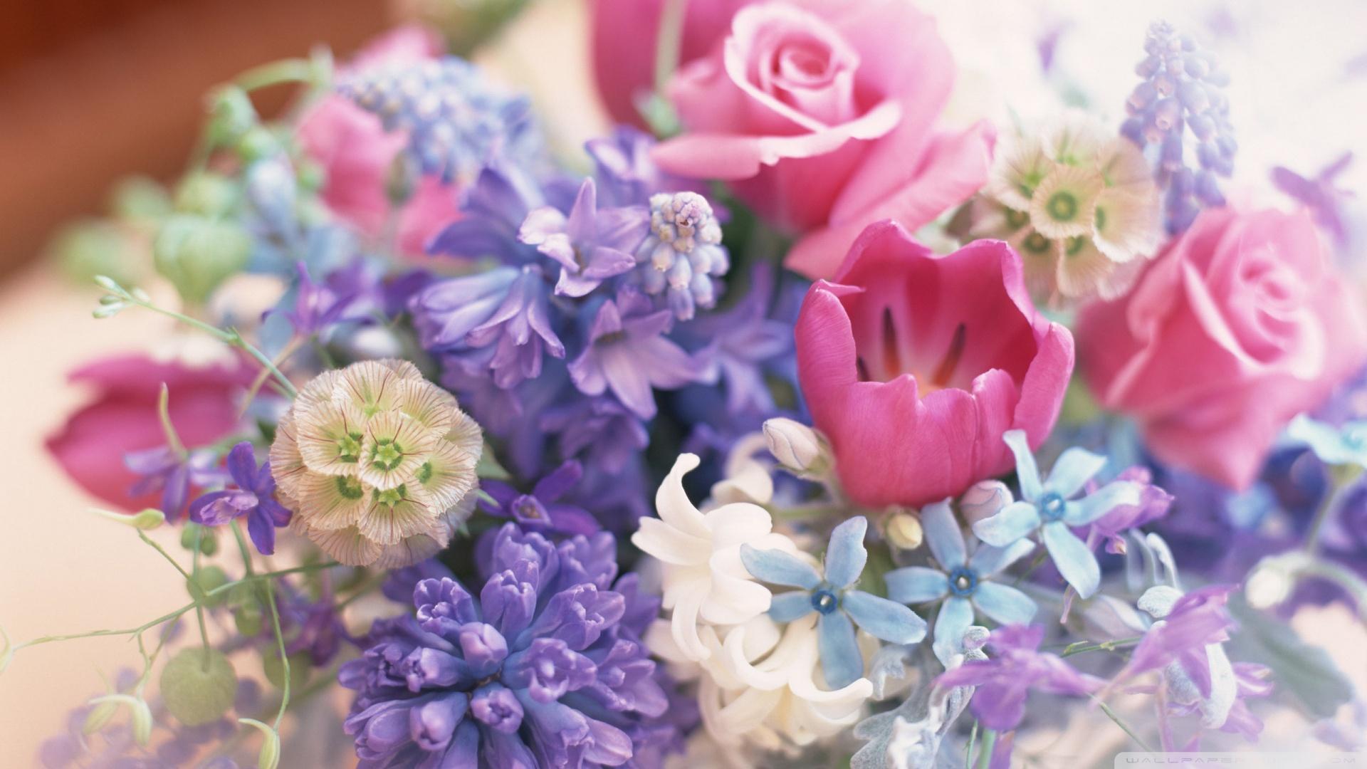 Flower Bouquet Free Hd Wallpapers