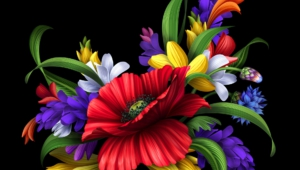 Flower Bouquet Hd Pics