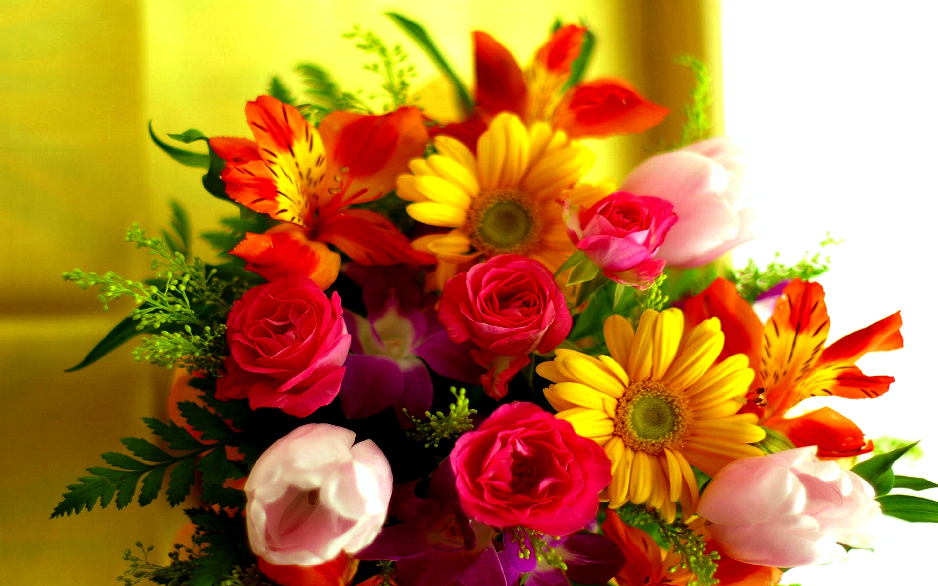 Flower Bouquet Hd