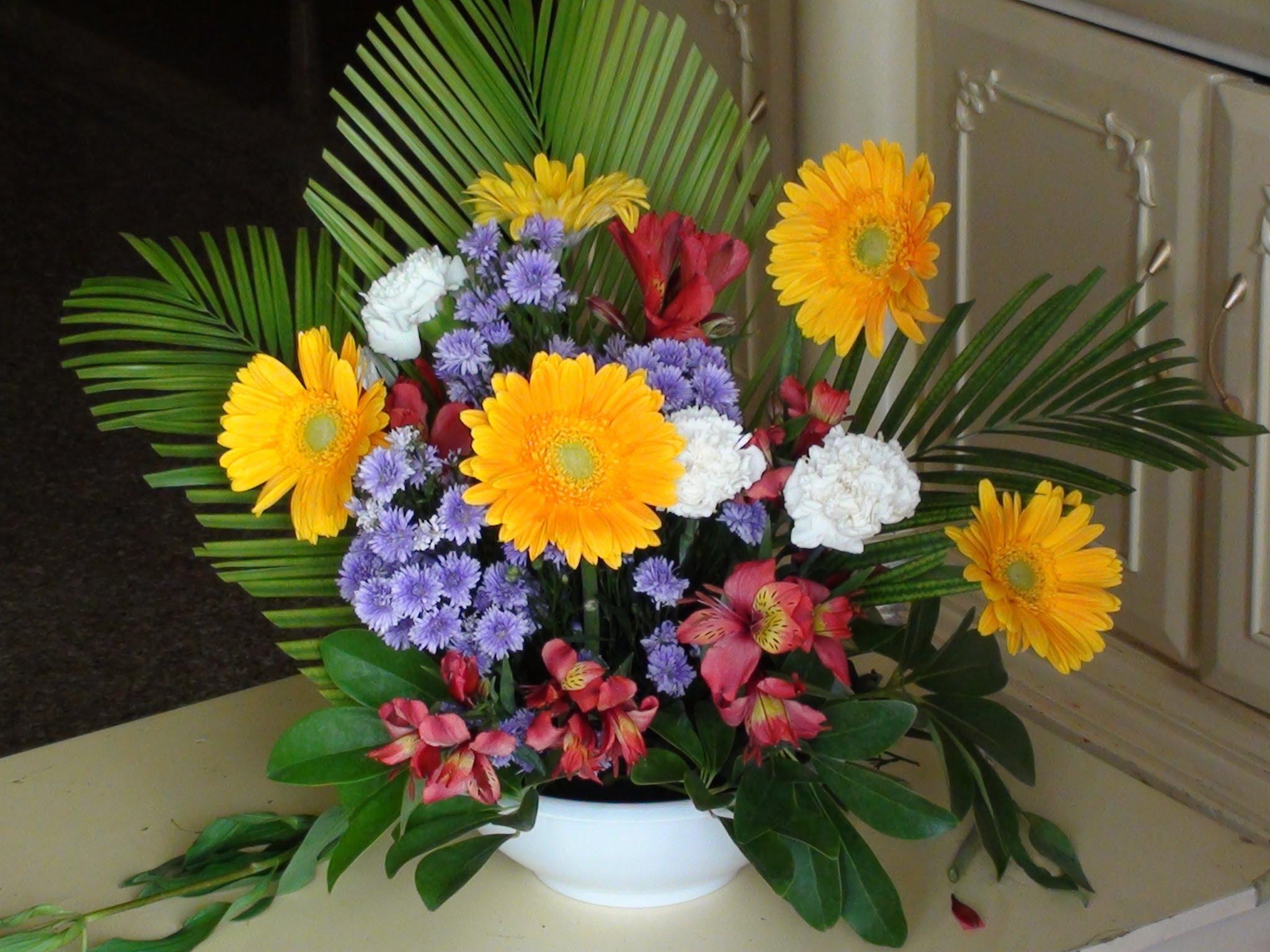 Flower Bouquet Wallpaper For Laptop