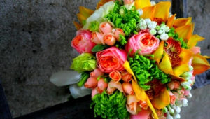 Flower Bouquet Full Hd