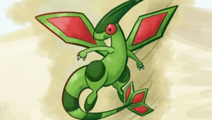 Flygon Pictures