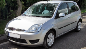 Ford Fiesta Hd