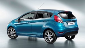 Ford Fiesta Hd Background