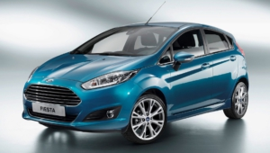 Ford Fiesta Hd Desktop