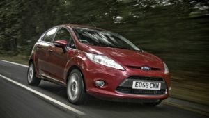 Ford Fiesta Hd Wallpaper
