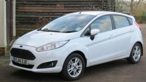 Ford Fiesta High Definition