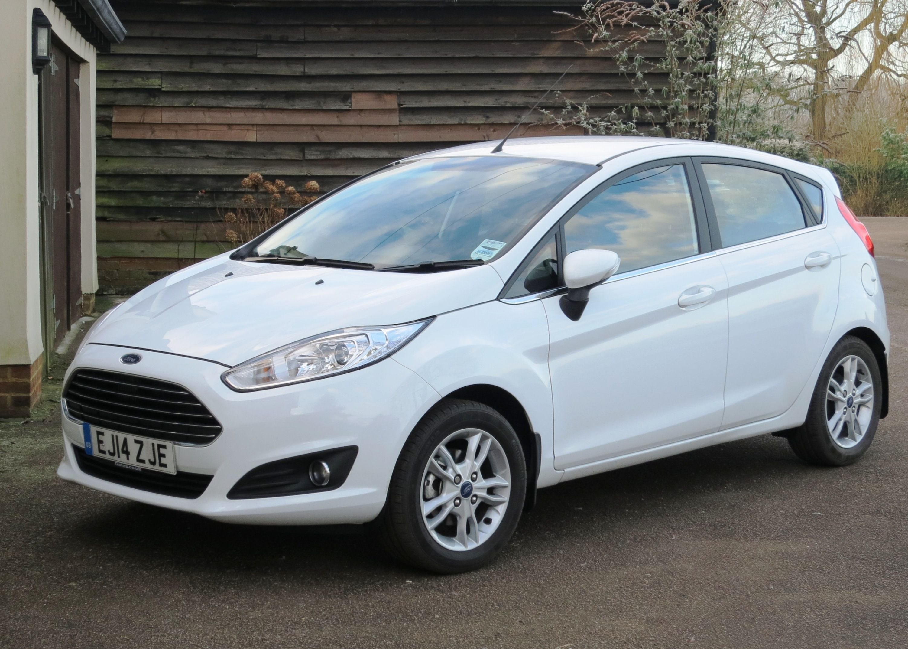 Ford Fiesta High Definition