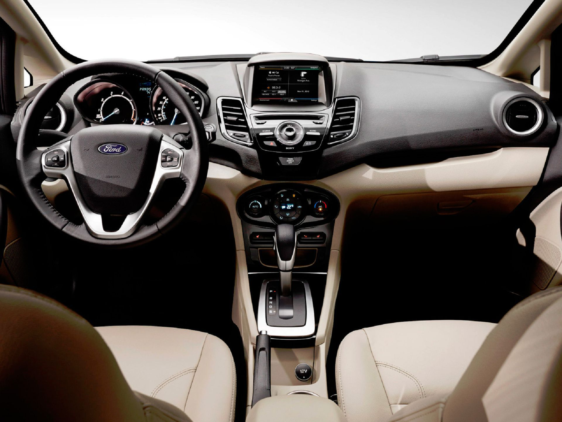 Ford Fiesta High Quality Wallpapers