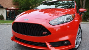 Ford Fiesta St Background