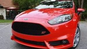 Ford Fiesta St Background