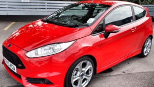 Ford Fiesta St Hd