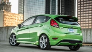 Ford Fiesta St Pictures