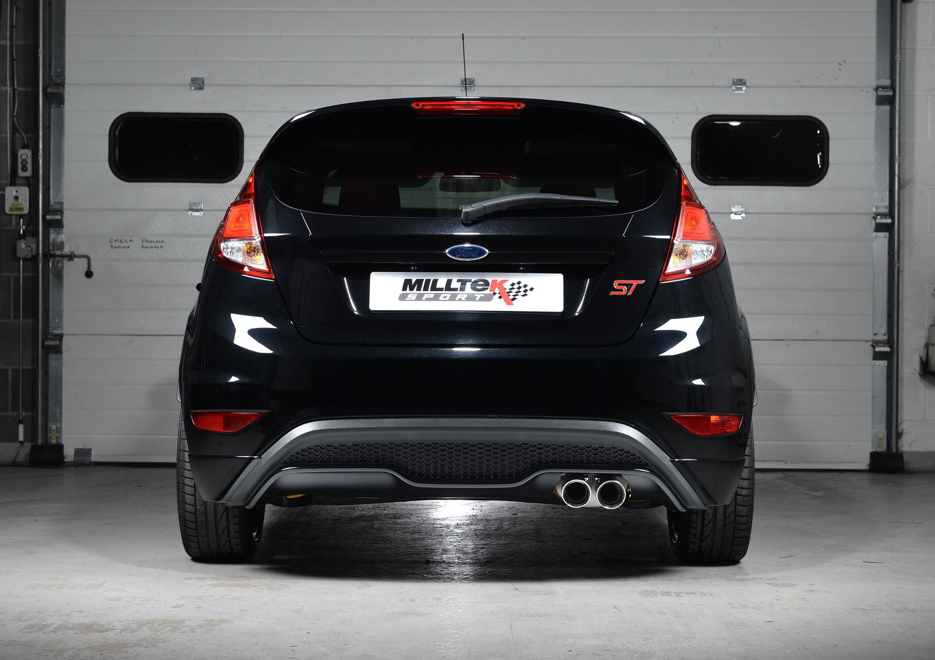 Ford Fiesta St Wallpapers Hd