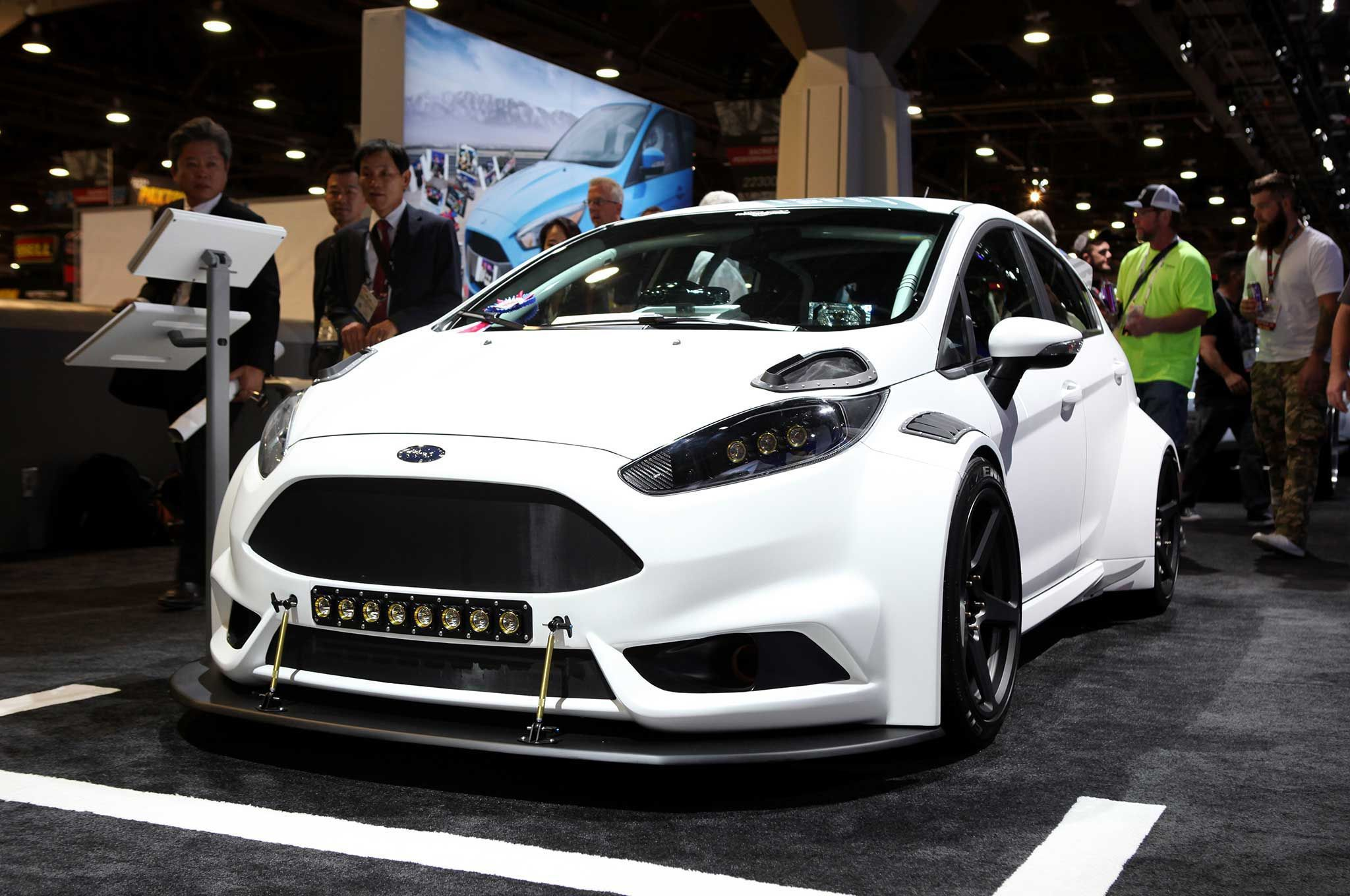 Ford Fiesta St Wallpapers