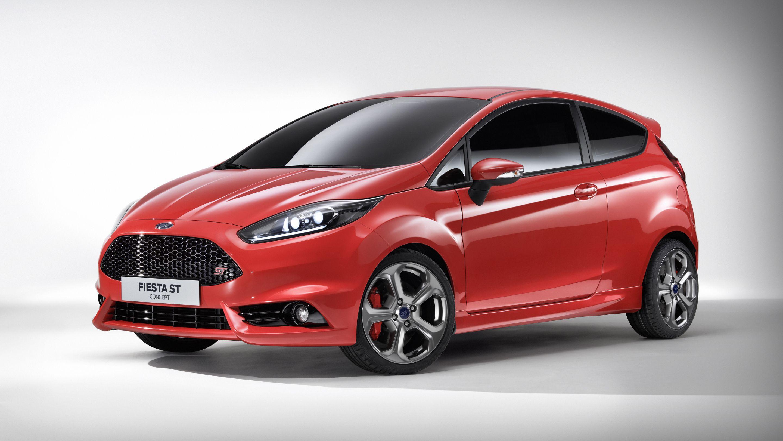 Ford Fiesta St Widescreen