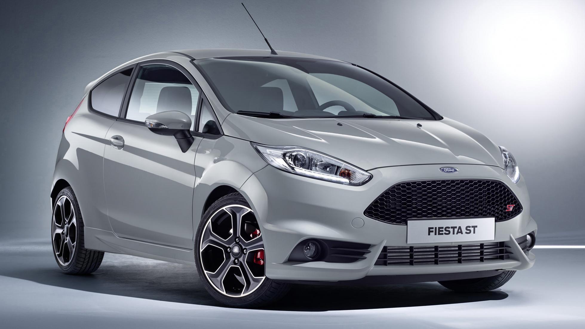 Ford Fiesta St For Desktop