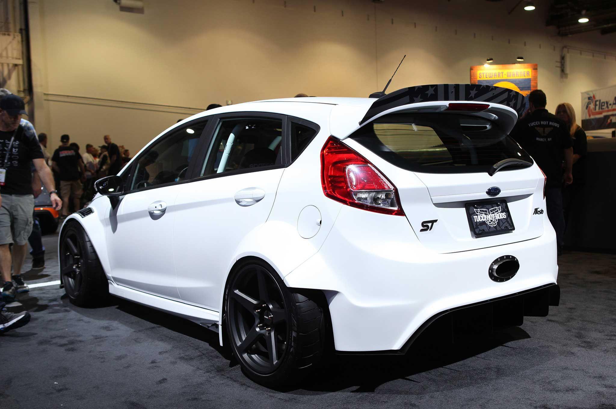Ford Fiesta St Full Hd