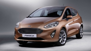 Ford Fiesta Widescreen