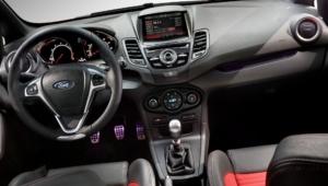 Ford Fiesta For Desktop